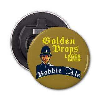 Golden Drops / Bobbie Ale Bottle Opener
