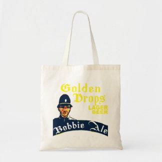 Golden Drops / Bobbie Ale Tote Bag
