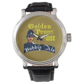 Golden Drops / Bobbie Ale Watch