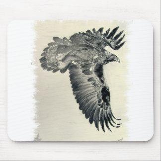 Golden Eagle  Mousepad