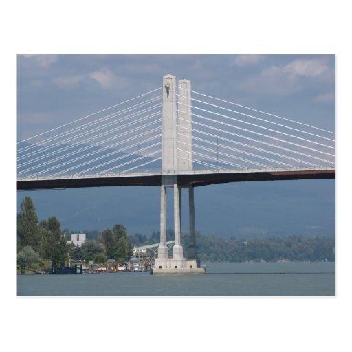 Golden Ears Bridge (Post Card)