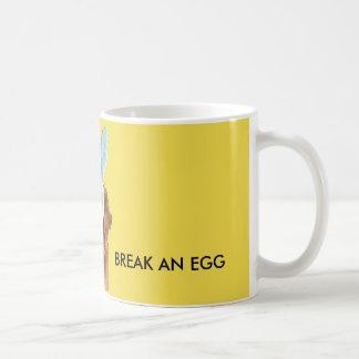 Golden Easter Retriever Mug