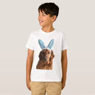 Golden Easter Retriever T-Shirt