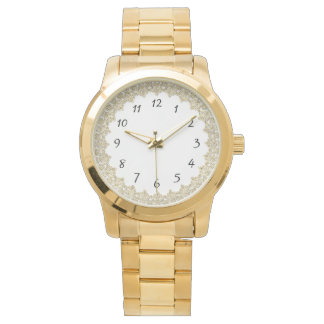 Golden Elegance Watch