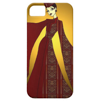 Golden Empress iPhone 5 Case