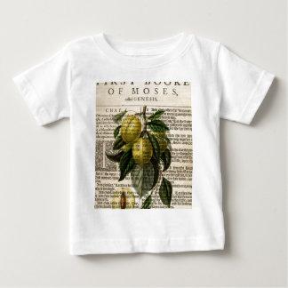Golden Esperen Plum Flower Baby T-Shirt