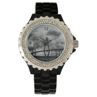 Golden Evening At Arthur Ravenel Grayscale Watches