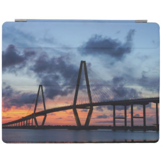 Golden Evening At Arthur Ravenel iPad Cover