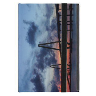 Golden Evening At Arthur Ravenel iPad Mini Cover