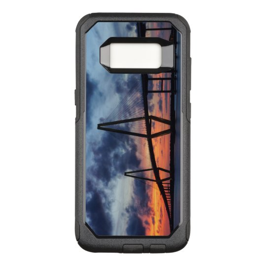 Golden Evening At Arthur Ravenel OtterBox Commuter Samsung Galaxy S8 Case
