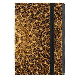 Golden Eye Mandala Covers For iPad Mini