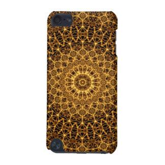 Golden Eye Mandala iPod Touch 5G Cases