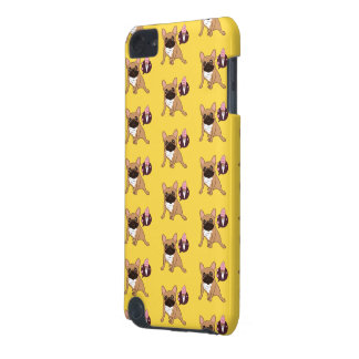 Golden Fawn French Bulldog wants an ice cream iPod Touch (5th Generation) Cases