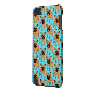 Golden Fawn Frenchie iPod Touch 5G Covers