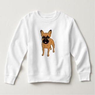 Golden Fawn Frenchie Sweatshirt