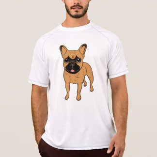 Golden Fawn Frenchie T-Shirt