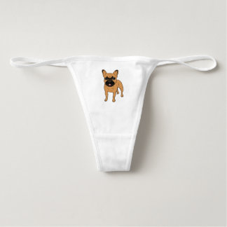Golden Fawn Frenchie Underwear