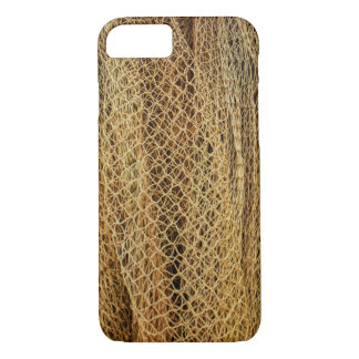 Golden fishing nets iPhone 8/7 case
