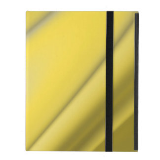 Golden Flame iPad Cover