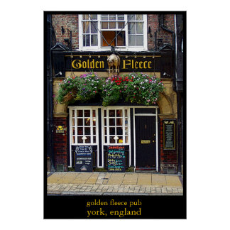 golden fleece poster