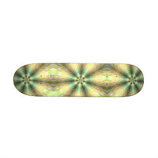 Golden Fly Custom Skateboard