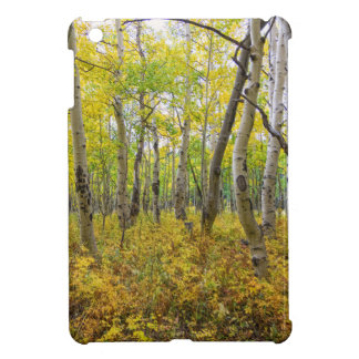 Golden Forest Bed iPad Mini Cases