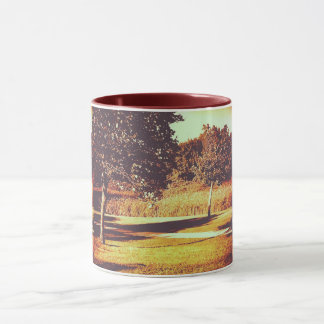 Golden Forest Mug