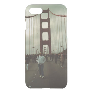Golden Gate Briddge Walk 1987 iPhone 8/7 Case