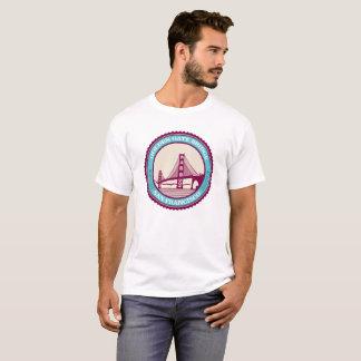 Golden Gate Bride San Francisco T-shirt