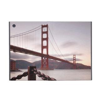 Golden Gate Bridge against mountains Covers For iPad Mini
