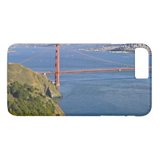 Golden Gate Bridge and San Francisco. 2 iPhone 8 Plus/7 Plus Case