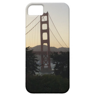 Golden Gate Bridge at Sunset Case For The iPhone 5