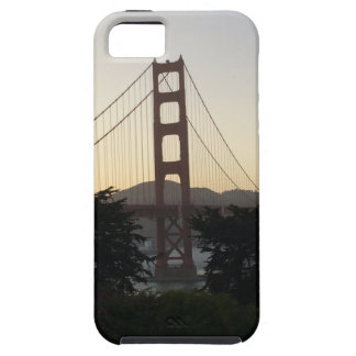 Golden Gate Bridge at Sunset iPhone 5 Cover