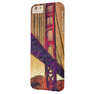 Golden gate bridge barely there iPhone 6 plus case