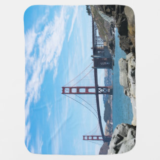 Golden Gate Bridge Blanket