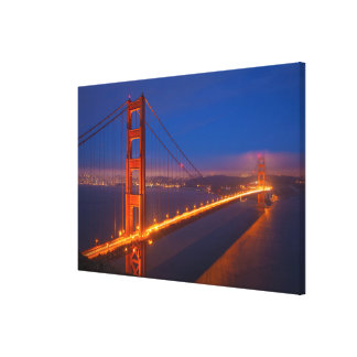 Golden Gate Bridge, California 2 Canvas Print