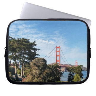 Golden Gate Bridge, California CA Computer Sleeve