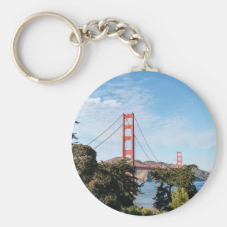 Golden Gate Bridge, California CA Keychain