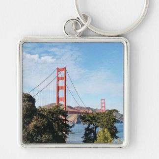 Golden Gate Bridge, California CA Keychain