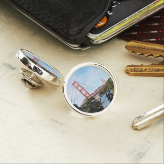 Golden Gate Bridge, California CA Lapel Pin