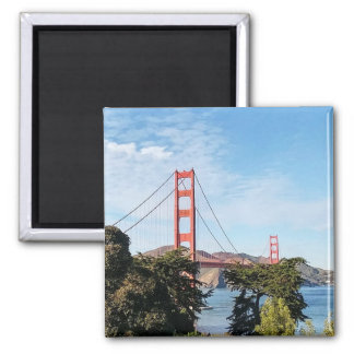 Golden Gate Bridge, California CA Magnet