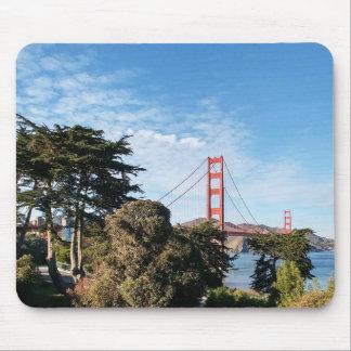 Golden Gate Bridge, California CA Mouse Pad
