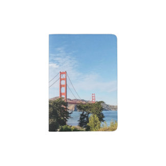 Golden Gate Bridge, California CA Passport Holder