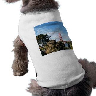 Golden Gate Bridge, California CA Shirt