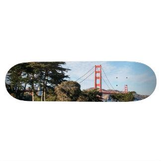 Golden Gate Bridge, California CA Skate Decks