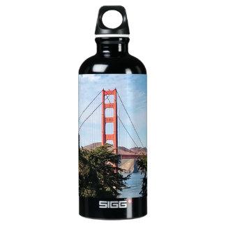 Golden Gate Bridge, California CA Water Bottle