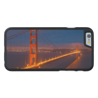 Golden Gate Bridge, California Carved® Maple iPhone 6 Case