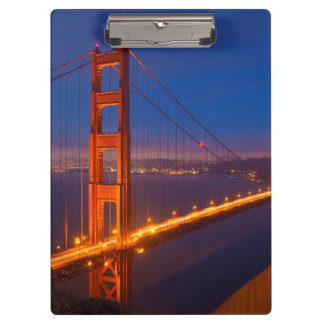 Golden Gate Bridge, California Clipboard