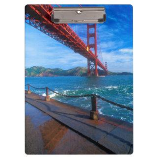 Golden Gate Bridge, California Clipboard