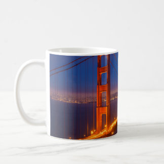 Golden Gate Bridge, California Coffee Mug